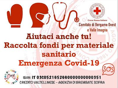 croce Rossa italiana Comitato Bergamo Ovest e Valle Imagna